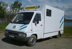 Renault Master Hastbuss Hastbil Hestebil